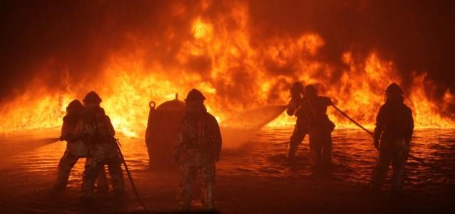 underground fires